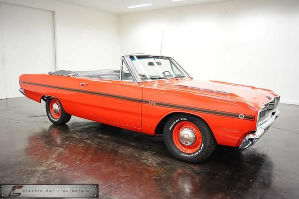 1968 Dodge Dart 2 Door For Sale in Sherman, TX