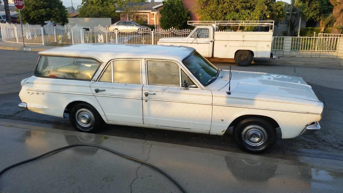 1965 Dodge Dart Wagon For Sale in Pomona, CA