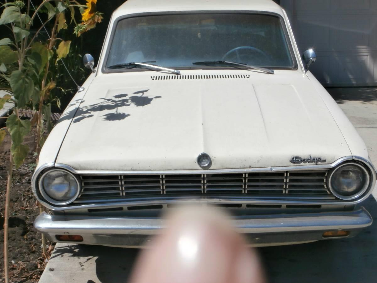 1965 Dodge Dart 4 Door For Sale in Plumas Lake, CA
