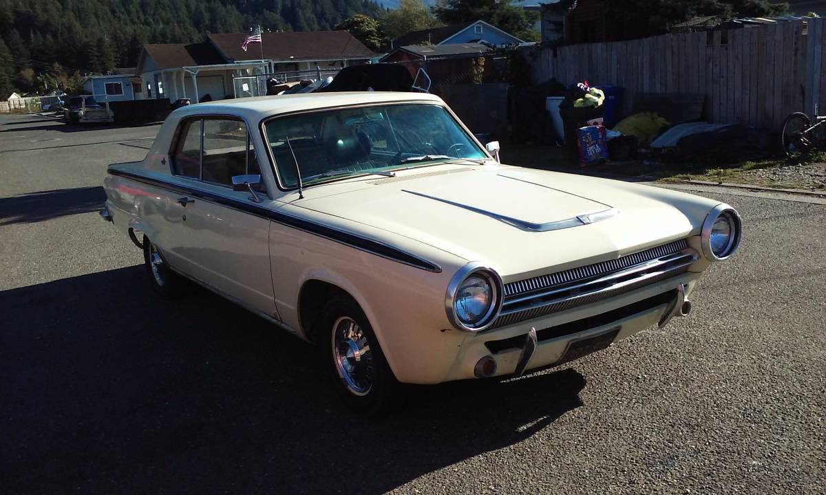 1964 dodge dart gt two door for sale in rio dell california. Black Bedroom Furniture Sets. Home Design Ideas