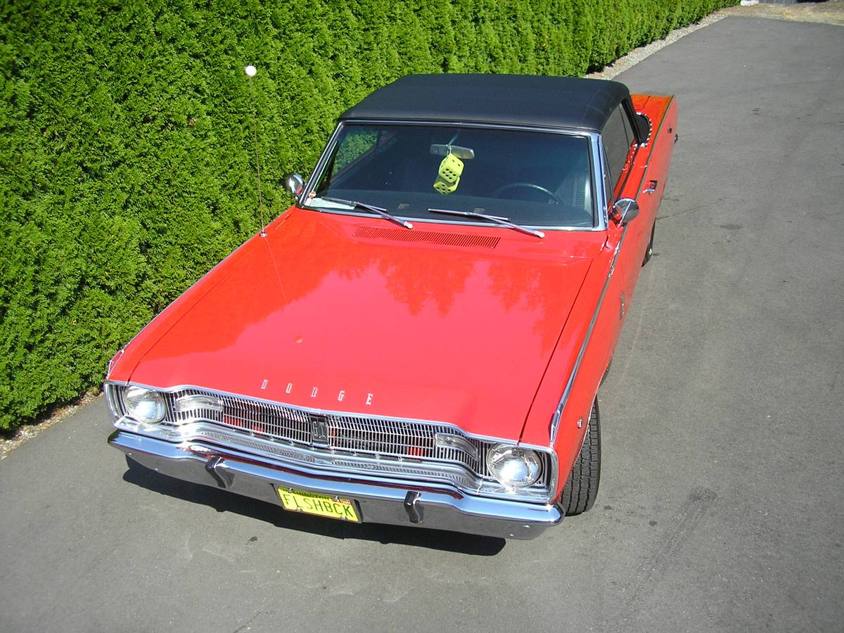 1967 Dodge Dart GT Convertible V8 For Sale in Parker, Arizona