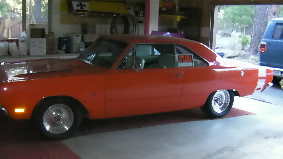 Craigslist Com Phoenix >> 1969 Dodge Dart GTS H Code 383 Four Speed For Sale in Bend, Oregon