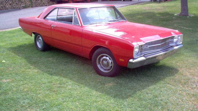 1969 Dodge Dart GT 4 Speed w/ 440 Big Block For Sale in ...