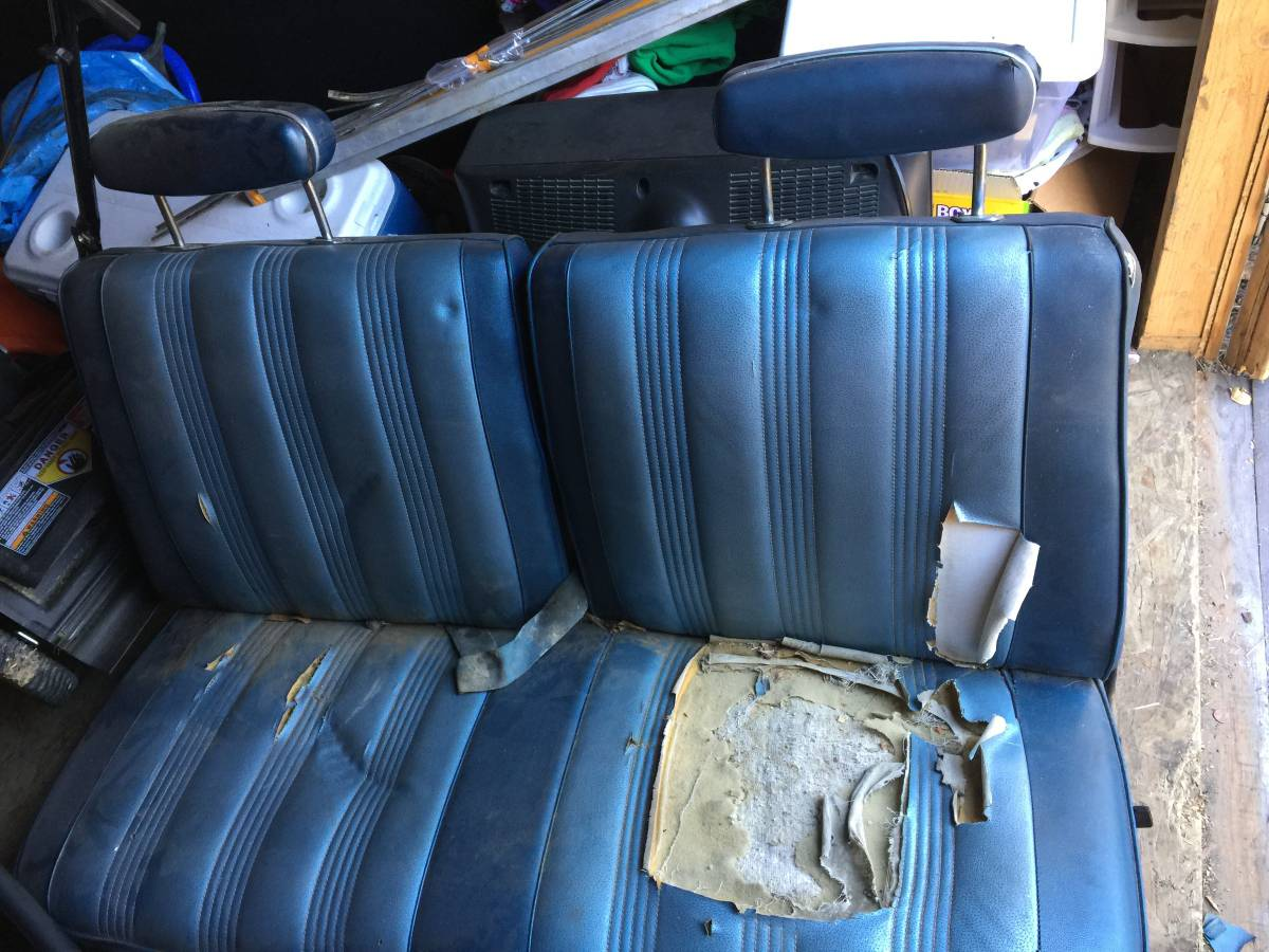 1970 Dodge Dart Coupe Seats For Sale In North Pole Fairbanks Alaska