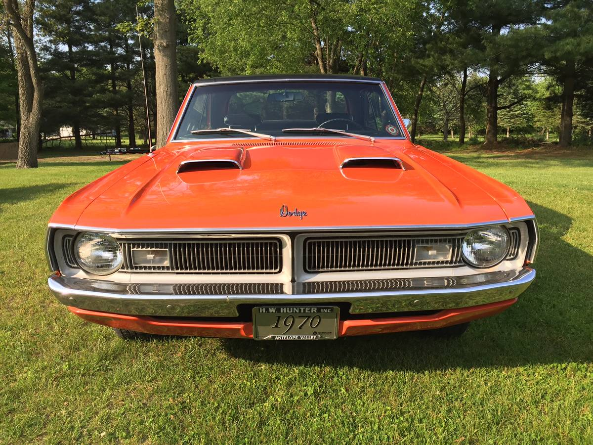 1970 Dodge Dart Swinger 340 Org MOPAR For Sale in ...