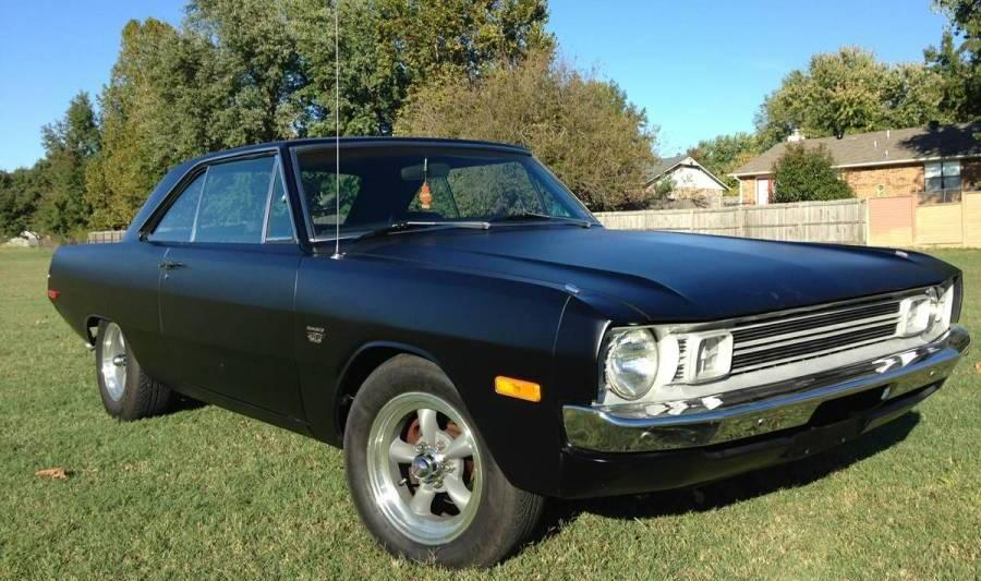 1972 Dodge Dart Swinger 383 Big Block For Sale In Broken
