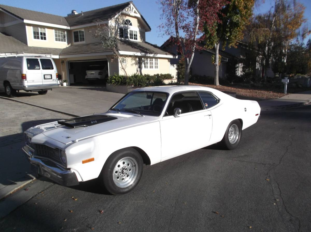 1973 Dodge Dart Sport 340 4spd For Sale in San Luis Obispo ...