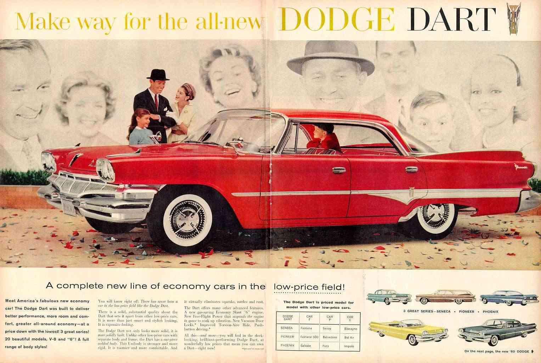 60's Dart Ad