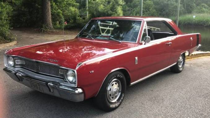 1967 Dodge Dart For Sale Us Canada Classified Ads