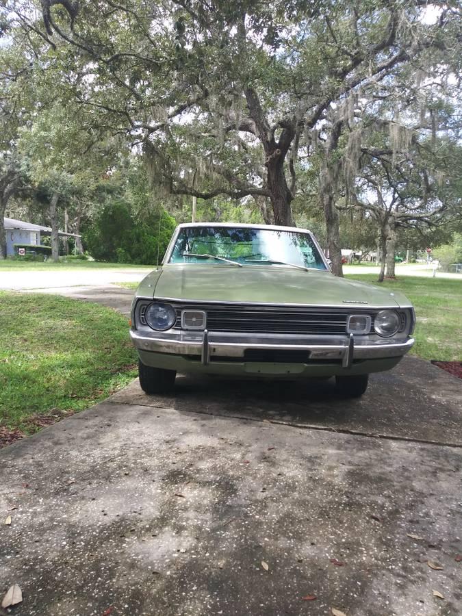 1972 Dodge Dart Swinger For Sale in Spring Hill, FL