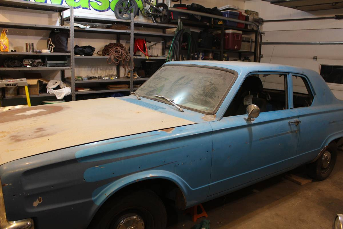 1966 Dodge Dart 2DR Project For Sale in Rapid City, SD