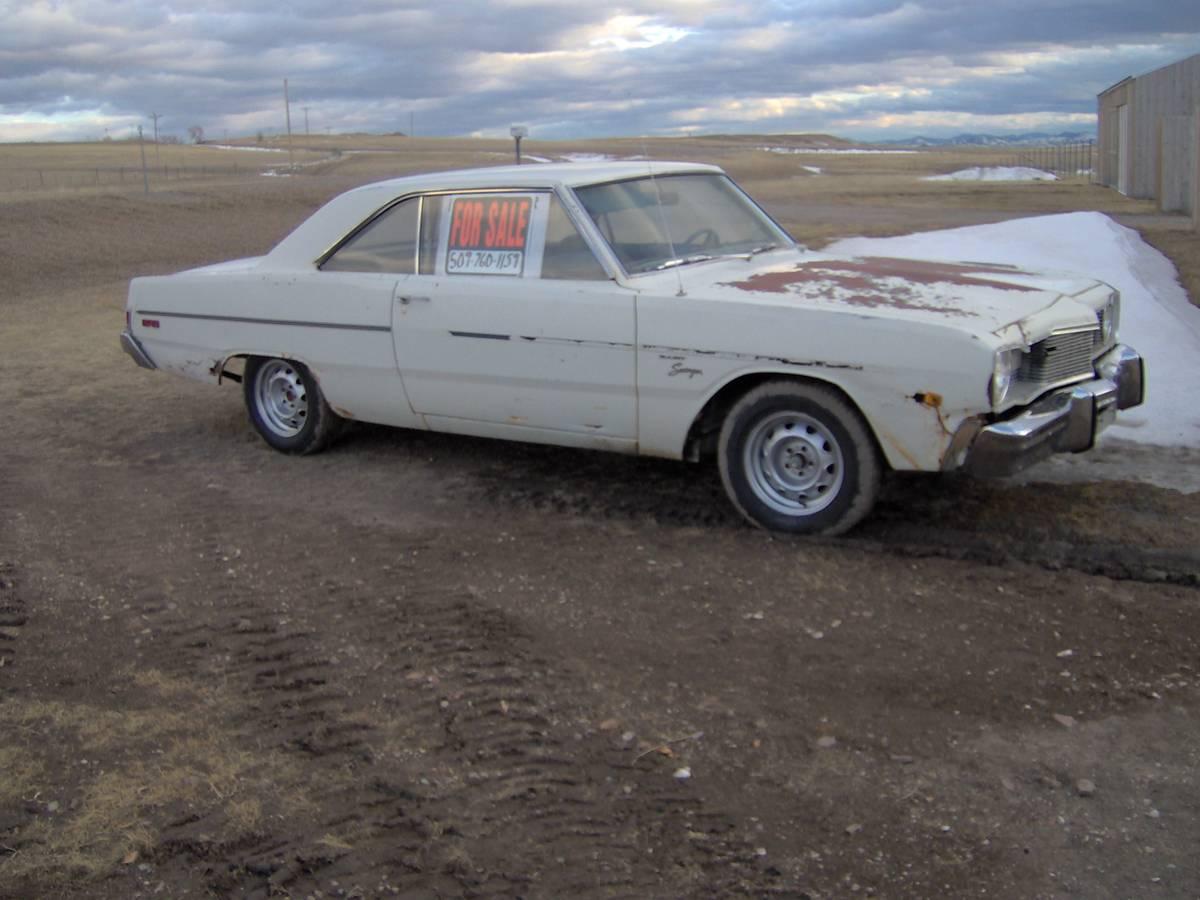 1975 Dodge Dart Swinger Project For Sale in Fairfield, MT
