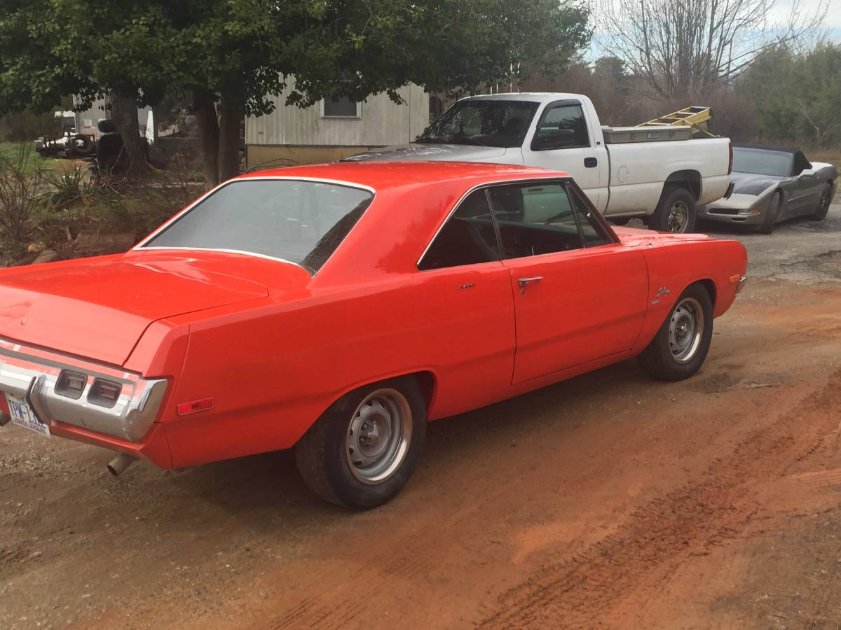 1972 Dodge Swinger 318 V8 Automatic For Sale in Asheville, NC