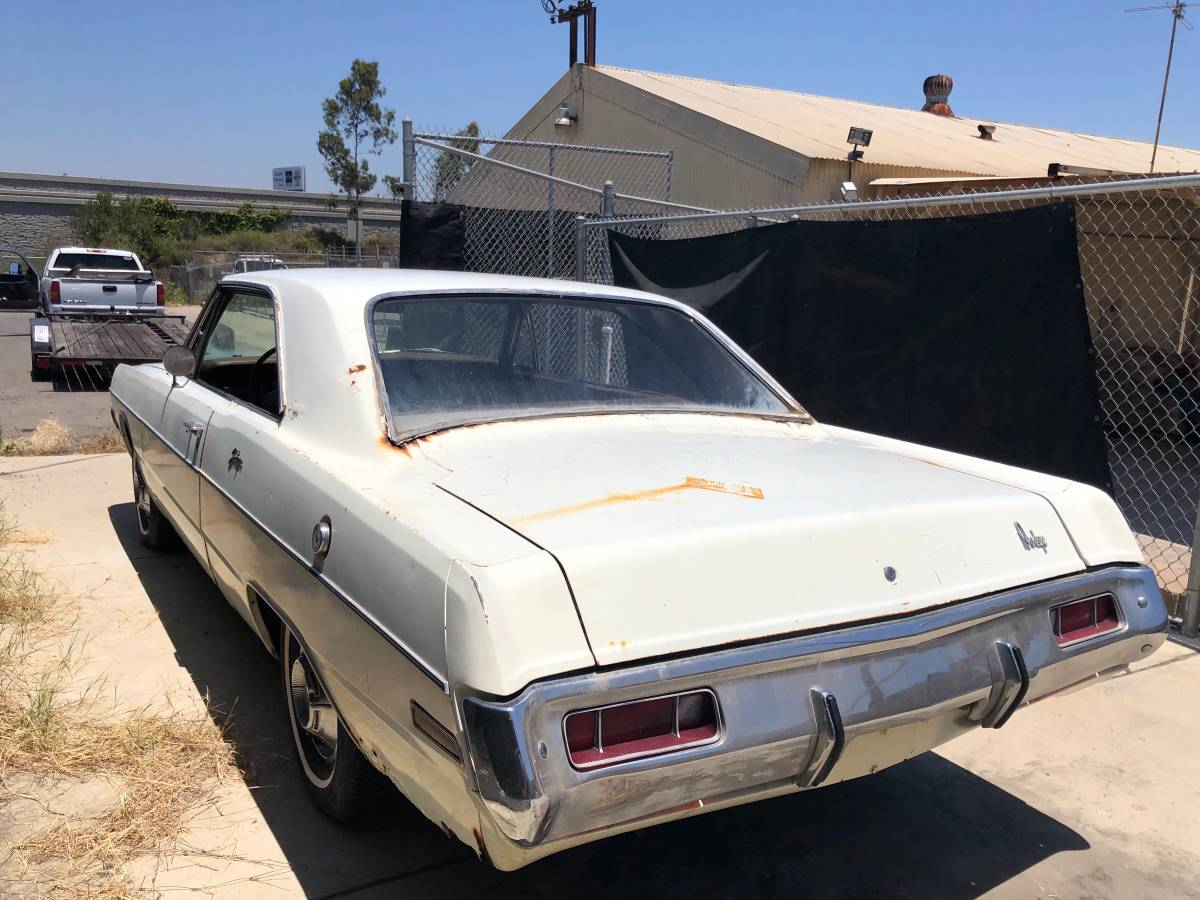 1970 Dodge Dart Swinger 225 Automatic For Sale in San ...