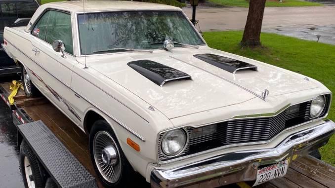 1975 Dodge Dart 2DR Special Edition For Sale in Appleton, WI