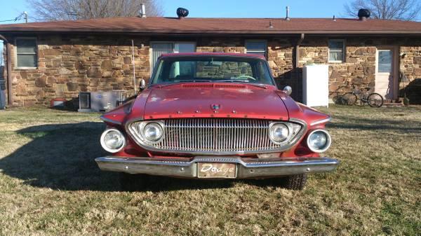 1962 Dodge Dart Hard Top For Sale in Joplin, MO