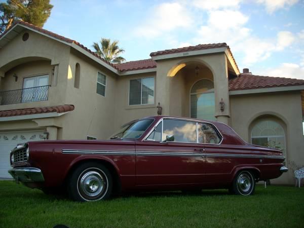 1965 Dodge Dart 2 Door Coupe For Sale in Bakersfield, CA