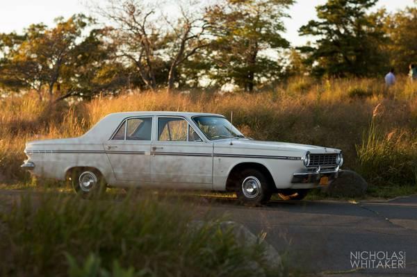 1965 Dodge Dart 4 Door Sedan For Sale in Boulder, CO