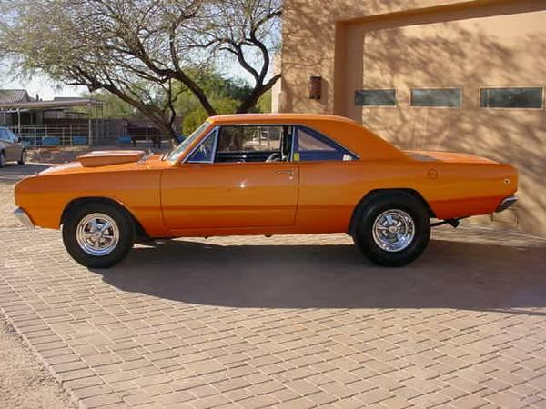 1968 Dodge Dart 2 Door Coupe (HEMI) For Sale in Scottsdale, AZ