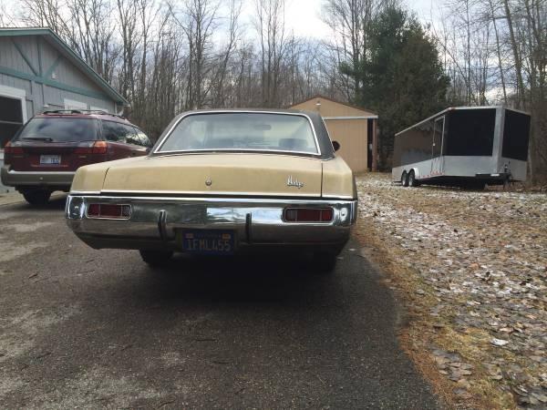 1970 Dodge Dart 2 Door Sedan For Sale in Quad Cities, IA