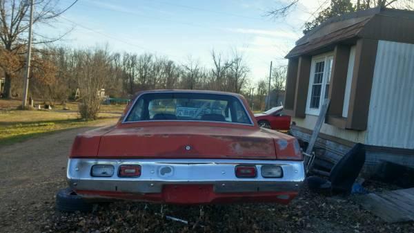 1972 Dodge Dart 2 Door Swinger For Sale in Western Kentucky