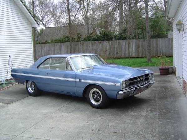1968 Dodge Dart 2 Door GT For Sale in Concord, NC
