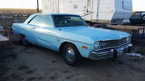 1973 Dodge Dart 2 Door Swinger For Sale in Casper, WY