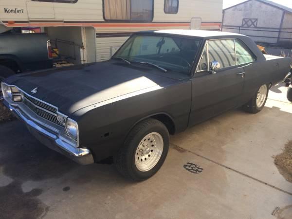 1968 Dodge Dart 2 Door GTS For Sale in Fallon, NV