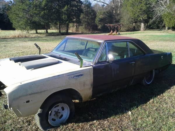 1972 Dodge Dart 2 Door Swinger For Sale in Chapel Hill, TN