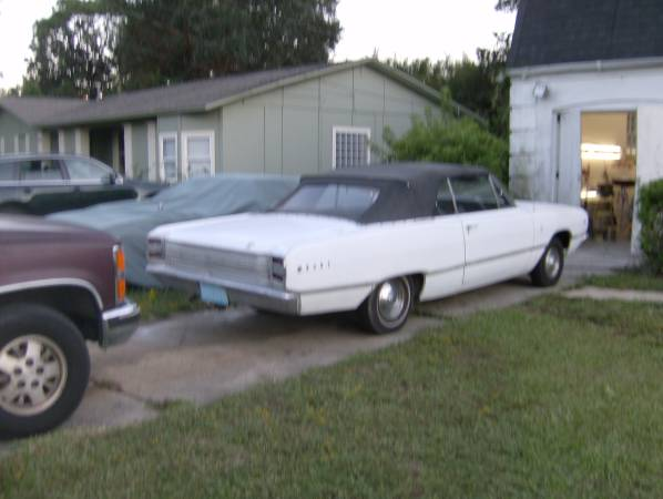 1968 Dodge Dart Gt Convertable For Sale in Pensacola, FL