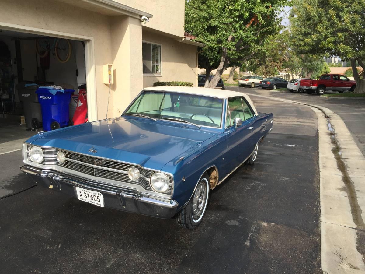 1968 Dodge Dart 2 Door For Sale in Encinitas, CA