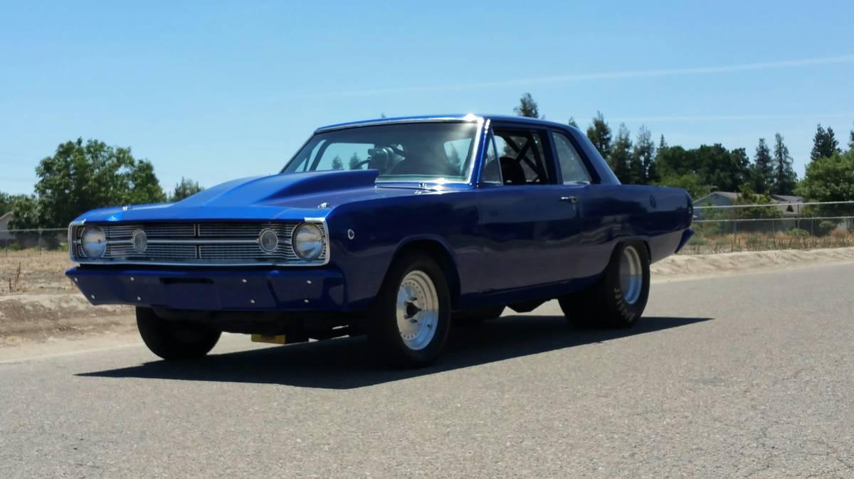 1968 Dodge Dart 2 Door For Sale in Visalia, CA