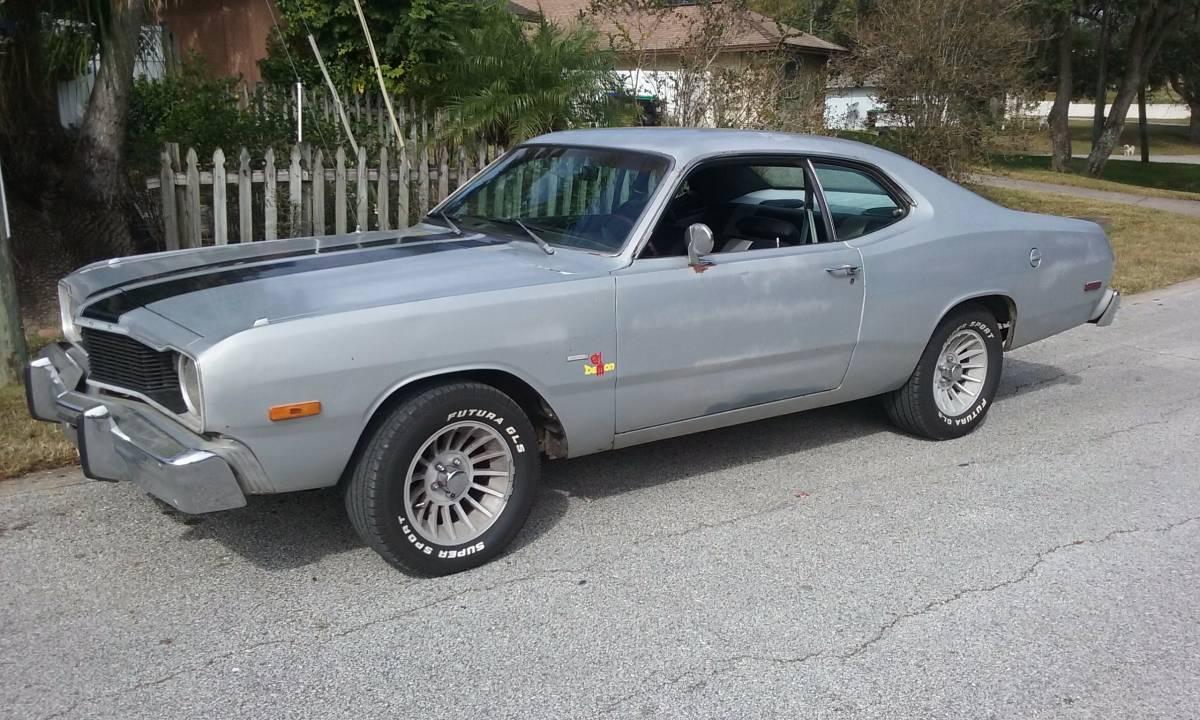 1974 Dodge Dart Sport Slant 6 For Sale in Orlando, Florida