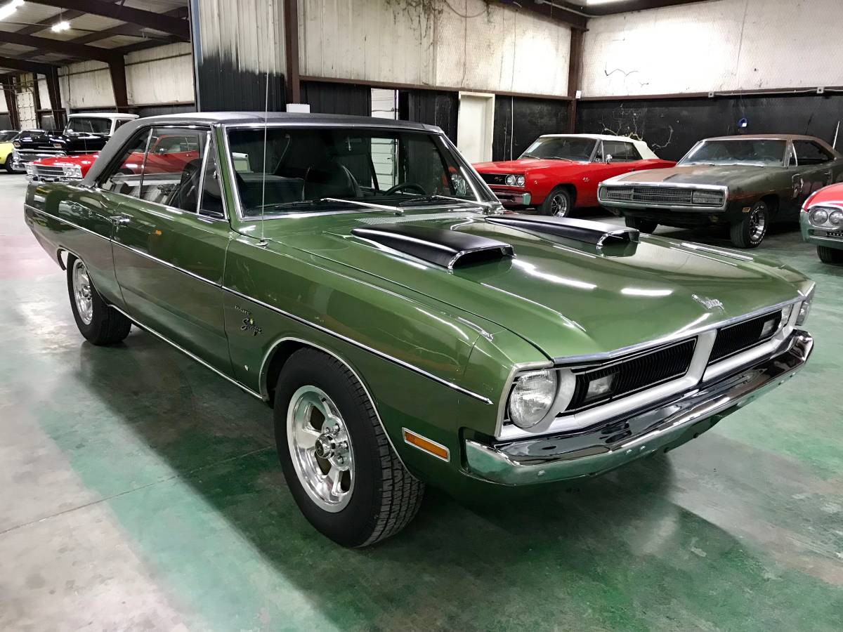 1971 Dodge Dart Coupe For Sale in Sherman, TX
