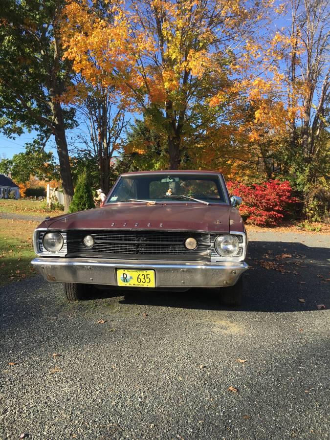 1968 Dodge Dart GT For Sale in Palmer, MA
