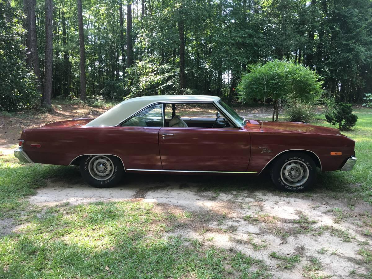 1974 Dodge Dart Swinger 318 V8 Auto For Sale in Brooks, GA