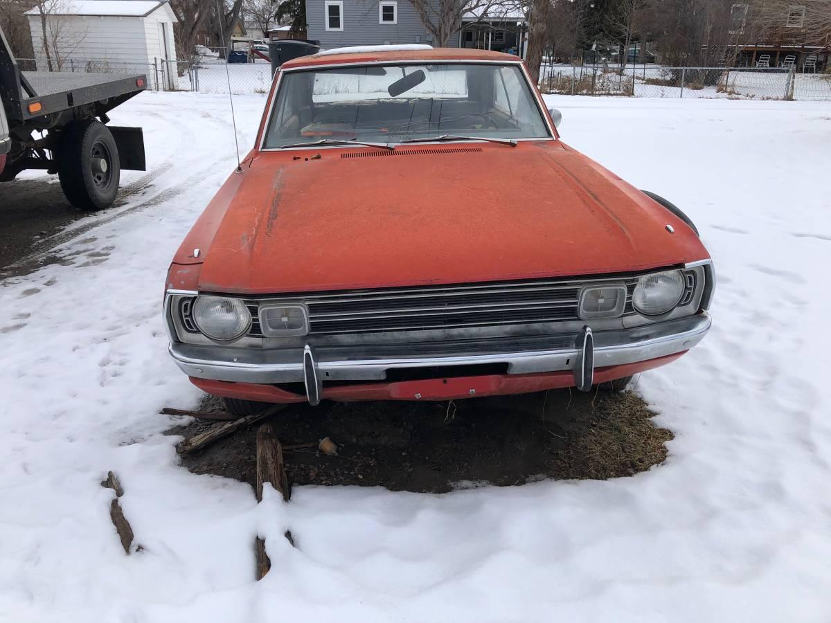 1972 Dodge Dart Swinger Project For Sale in Billings, MT
