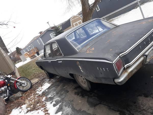 1967 Dodge Dart 4DR Sedan Slant 6 For Sale in Bozeman, MT