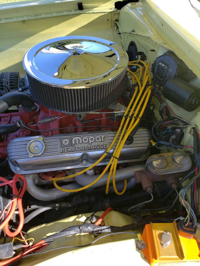 1968 Dodge Dart GT Convertible For Sale in Falconer, NY