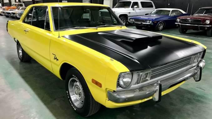 1972 Dodge Swinger 4-Speed Manual For Sale in Sherman, TX