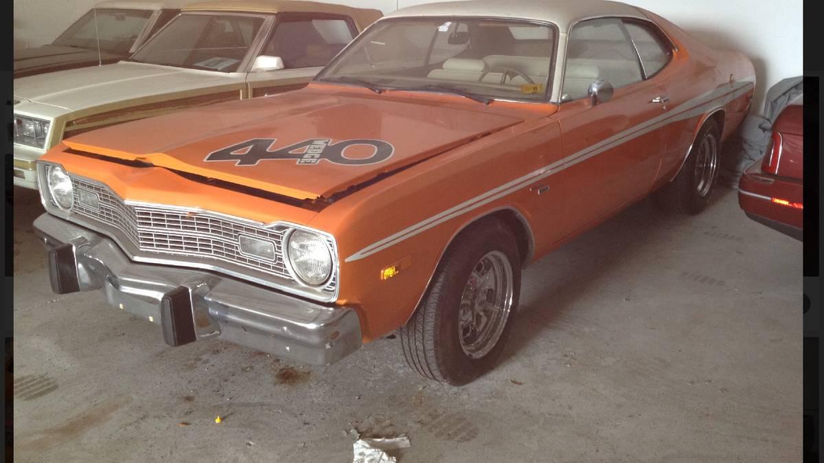 1973 Dodge Dart 2DR Custom V8 Automatic For Sale in ...
