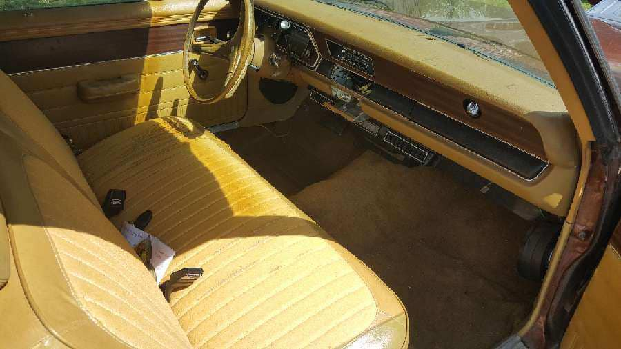 1972 Dodge Dart Swinger V8 Automatic For Sale in Walla ...