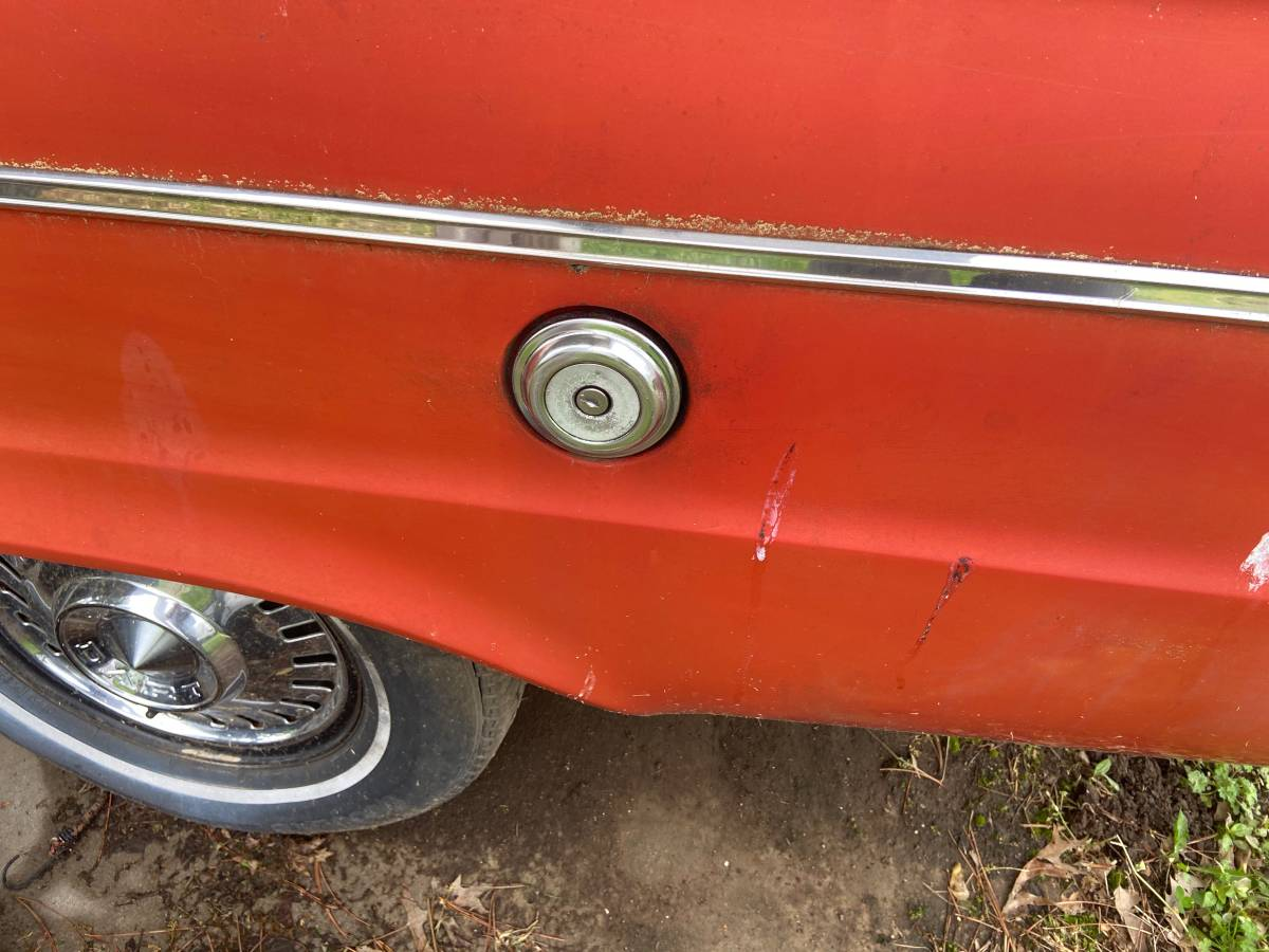 1963 Dodge Dart 2DR Convertible For Sale in Lincoln, AR