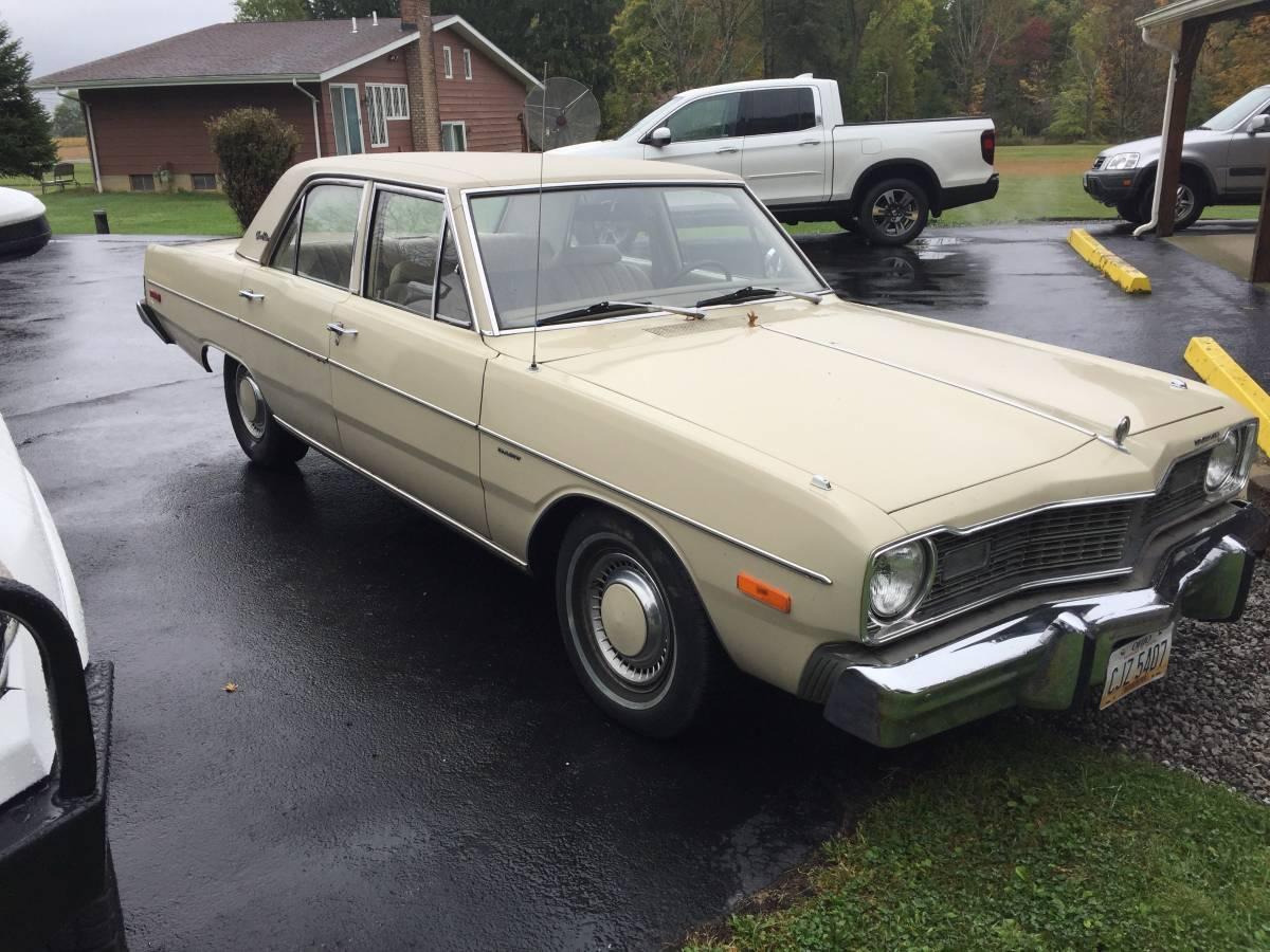 1974 Dodge Dart SE 4DR Sedan Auto For Sale in New ...
