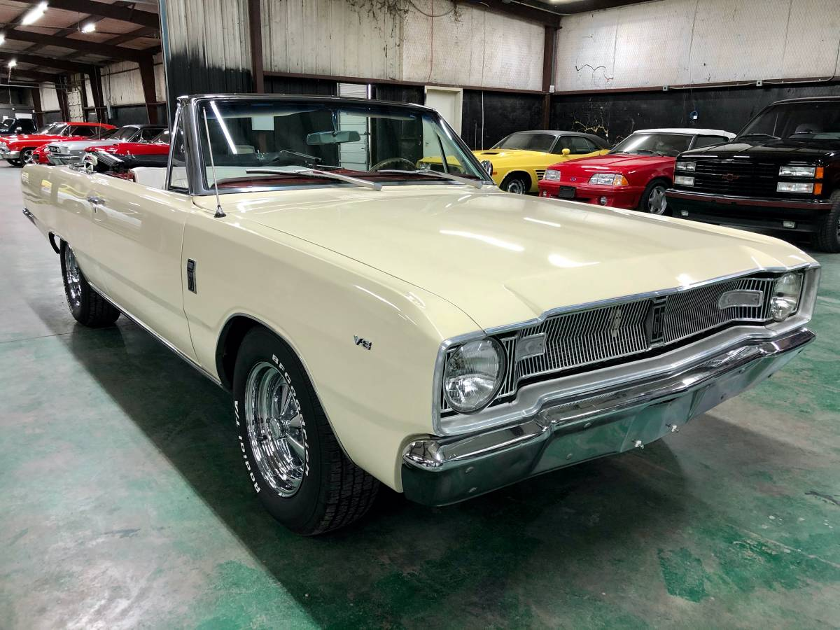 1967 Dodge Dart GT Convertible For Sale in Sherman, TX