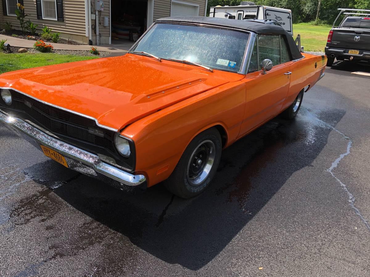 1969 Dodge Dart Two Door GTS For Sale in New Hampton, NY
