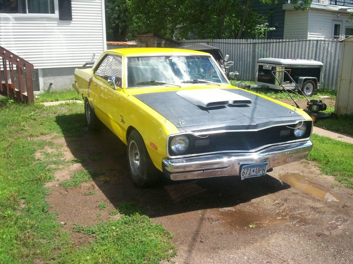 1974 Dodge Dart Swinger For Sale in West Duluth, MN