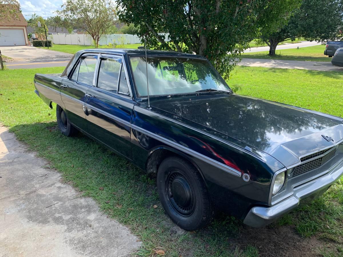 1968 Dodge Dart Four Door Sedan For Sale in Valdosta, GA