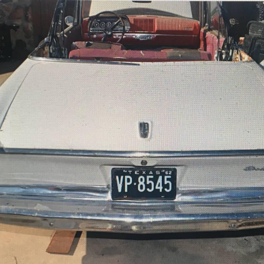 1962 Dodge Dart Two Door Convertible 440 For Sale in El ...