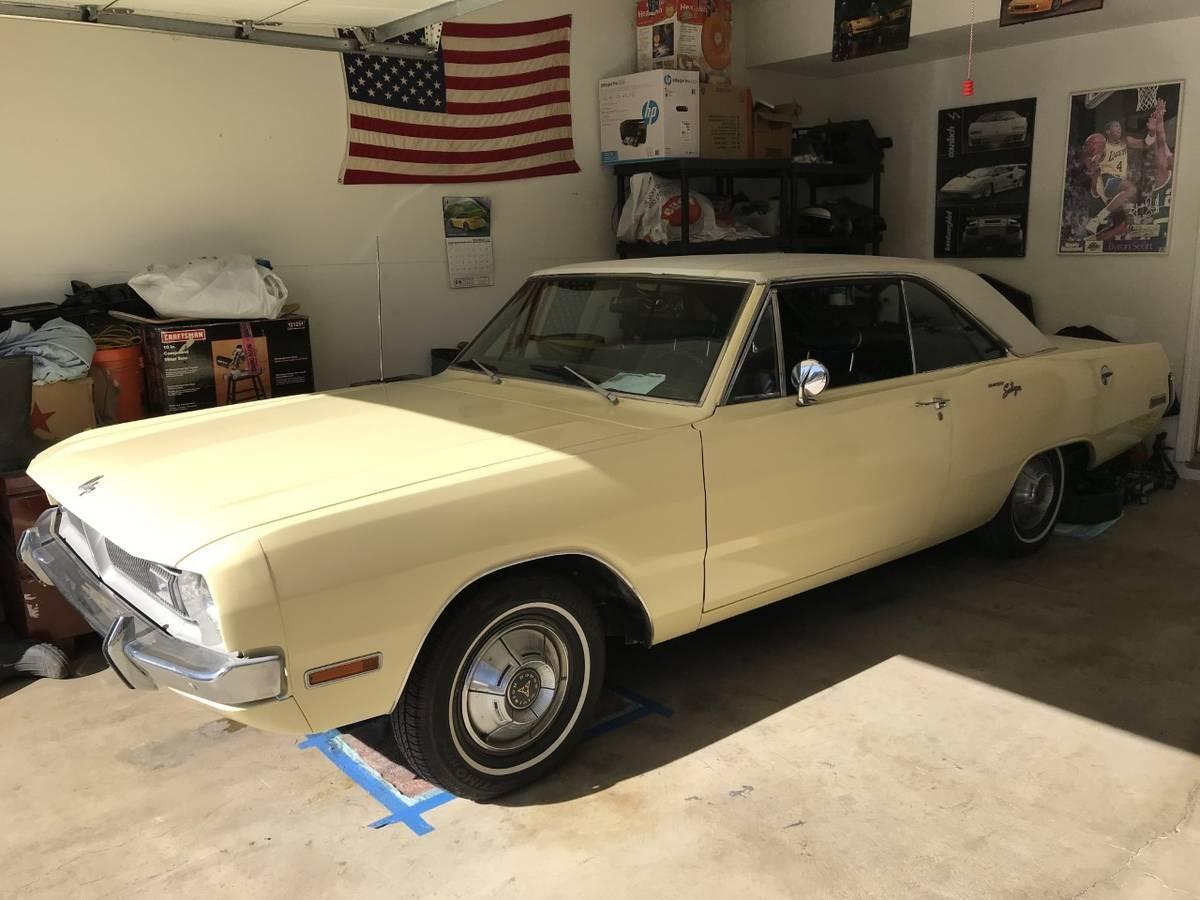 1970 Dodge Dart Swinger For Sale in Burbank, CA